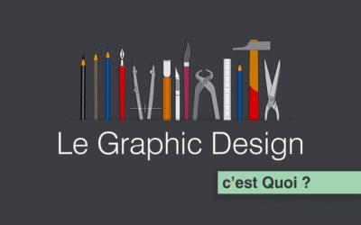 Le Graphic Design c'est Quoi ?