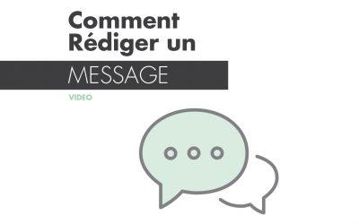 Comment Rédiger un Message