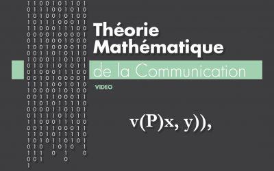 Théorie Mathématique de la Communication